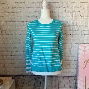 [Express] Mint Striped Sweater